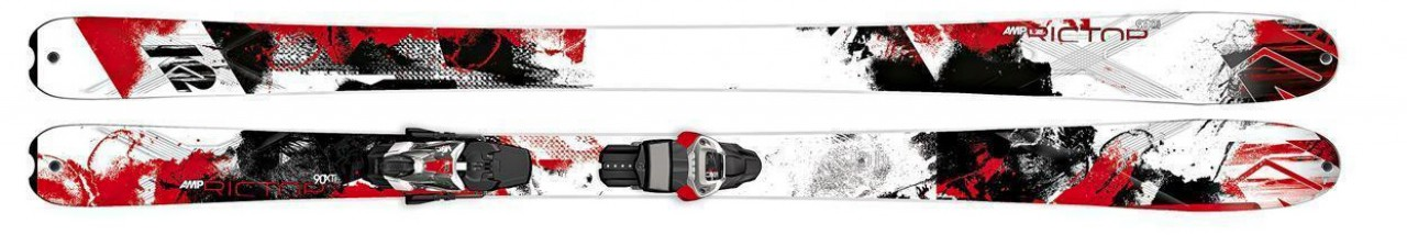 K2 AMP Rictor 90 XTI