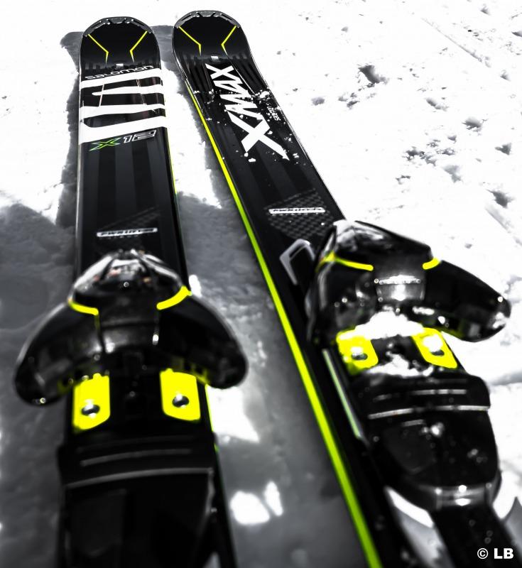 Salomon X Max Skis + XT12 Ti Bindings 2016